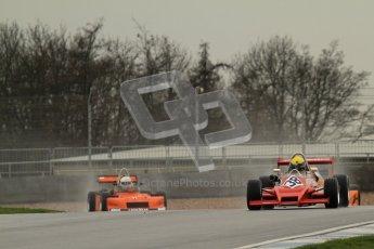 © Octane Photographic Ltd. HSCC Donington Park 18th May 2012. Classic Formula 3 Championship including Tony Brise Derek Bell Trophies Race. Digital ref : 0248lw7d9446