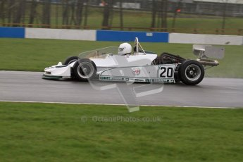© Octane Photographic Ltd. HSCC Donington Park 18th May 2012. Classic Formula 3 Championship including Tony Brise Derek Bell Trophies Race. Digital ref : 0248lw7d9476