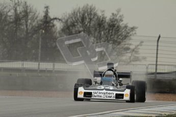© Octane Photographic Ltd. HSCC Donington Park 18th May 2012. Classic Formula 3 Championship including Tony Brise Derek Bell Trophies Race. Digital ref : 0248lw7d9482