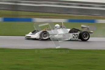 © Octane Photographic Ltd. HSCC Donington Park 18th May 2012. Classic Formula 3 Championship including Tony Brise Derek Bell Trophies Race. Digital ref : 0248lw7d9647
