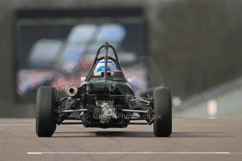 © Octane Photographic Ltd. HSCC Donington Park 17th March 2012. Classic Racing Cars. Digital ref : 0244cb7d5108