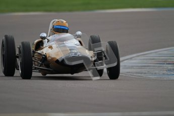 © Octane Photographic Ltd. HSCC Donington Park 17th March 2012. Historic Formula Junior Championship (Rear engine).. Digital ref : 0243cb7d4548