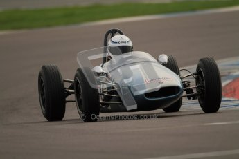 © Octane Photographic Ltd. HSCC Donington Park 17th March 2012. Historic Formula Junior Championship (Rear engine). Digital ref : 0243cb7d4653