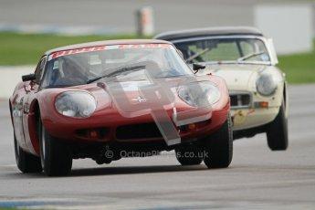 © Octane Photographic Ltd. HSCC Donington Park 18th March 2012. Guards Trophy for GT Cars. Digital ref : 0250cb7d6169