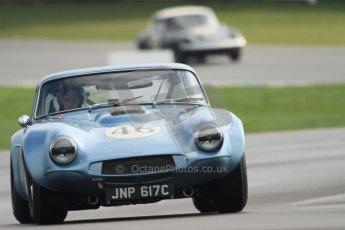 © Octane Photographic Ltd. HSCC Donington Park 18th March 2012. Guards Trophy for GT Cars. Digital ref : 0250cb7d6174