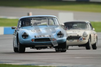© Octane Photographic Ltd. HSCC Donington Park 18th March 2012. Guards Trophy for GT Cars. Digital ref : 0250cb7d6179