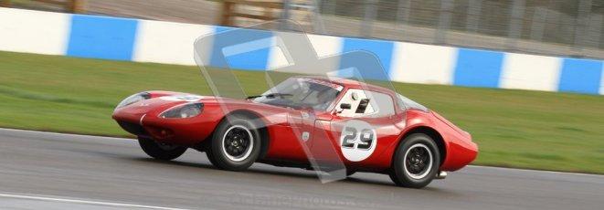 © Octane Photographic Ltd. HSCC Donington Park 18th March 2012. Guards Trophy for GT Cars. Digital ref : 0250lw7d0300