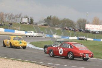 © Octane Photographic Ltd. HSCC Donington Park 18th March 2012. Guards Trophy for GT Cars. Digital ref : 0250lw7d0779