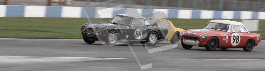 © Octane Photographic Ltd. HSCC Donington Park 18th March 2012. Guards Trophy for GT Cars. Digital ref : 0250lw7d0988