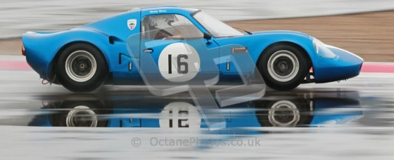 © Octane Photographic Ltd. HSCC Donington Park 18th May 2012. Guards Trophy for Sport Racing Cars. Nelson - Chevron B8. Digital ref : 0247cb1d8293