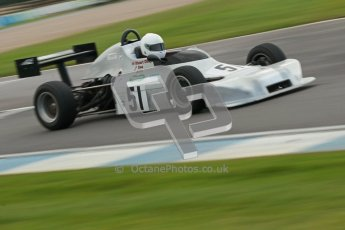 © Octane Photographic Ltd. HSCC Donington Park 17th March 2012. Historic Formula Ford 2000 Championship. Stuart Olley - Delta T79. Digital ref : 0251cb1d8727