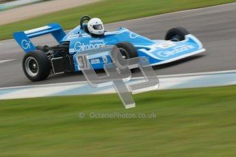 © Octane Photographic Ltd. HSCC Donington Park 17th March 2012. Historic Formula Ford 2000 Championship. Derek Watling - Reynard SF79. Digital ref : 0251cb1d8742