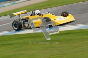 © Octane Photographic Ltd. HSCC Donington Park 17th March 2012. Historic Formula Ford 2000 Championship. James Murray - Reynard SF77. Digital ref : 0251cb1d8782
