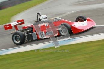 © Octane Photographic Ltd. HSCC Donington Park 17th March 2012. Historic Formula Ford 2000 Championship. Jeremy Main - Reynard SF79. Digital ref : 0251cb1d8789