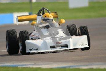 © Octane Photographic Ltd. HSCC Donington Park 17th March 2012. Historic Formula Ford 2000 Championship. Derek Smith - Delta T80. Digital ref : 0251cb7d6471
