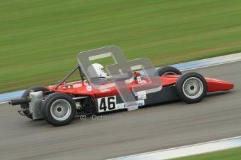 © Octane Photographic Ltd. HSCC Donington Park 17th March 2012. Historic Formula Ford 2000 Championship. John Bowles - Royale RP9. Digital ref : 0251cb7d6568