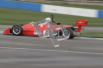 © Octane Photographic Ltd. HSCC Donington Park 17th March 2012. Historic Formula Ford 2000 Championship. Jeremy Main - Reynard SF79. Digital ref : 0251lw7d1246
