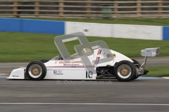 © Octane Photographic Ltd. HSCC Donington Park 17th March 2012. Historic Formula Ford 2000 Championship. Derek Smith - Delta T80. Digital ref : 0251lw7d1265