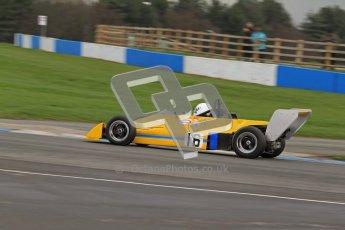 © Octane Photographic Ltd. HSCC Donington Park 17th March 2012. Historic Formula Ford 2000 Championship. Simon Toyne - Reynard SF77. Digital ref : 0251lw7d1344