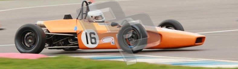 © Octane Photographic Ltd. HSCC Donington Park 17th March 2012. Historic Formula Ford Championship. Simon Toyne - Lola T200. Digital ref : 0240cb1d6746