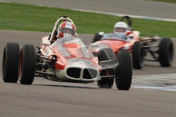 © Octane Photographic Ltd. HSCC Donington Park 17th March 2012. Historic Formula Ford Championship. Stuart Dix - CooperChinook. Digital ref : 0240cb7d3694