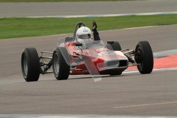 © Octane Photographic Ltd. HSCC Donington Park 17th March 2012. Historic Formula Ford Championship. John Slack - Lola T200. Digital ref : 0240cb7d3707