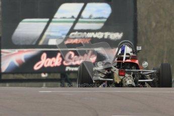 © Octane Photographic Ltd. HSCC Donington Park 17th March 2012. Historic Formula Ford Championship. Digital ref : 0240cb7d3762