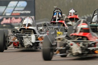 © Octane Photographic Ltd. HSCC Donington Park 17th March 2012. Historic Formula Ford Championship. Digital ref : 0240cb7d3781