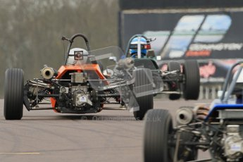 © Octane Photographic Ltd. HSCC Donington Park 17th March 2012. Historic Formula Ford Championship. Digital ref : 0240cb7d3827