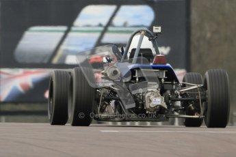 © Octane Photographic Ltd. HSCC Donington Park 17th March 2012. Historic Formula Ford Championship. Digital ref : 0240cb7d3830