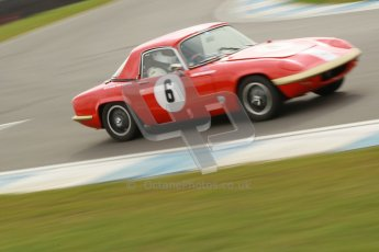 © Octane Photographic Ltd. HSCC Donington Park 17th March 2012. Historic Road Sports Championship. Larry Kennedy - Lotus Elan S4. Digital ref : 0242cb1d7329