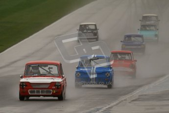 © Octane Photographic Ltd. HSCC Donington Park 18th May 2012. Historic Touring car Championship (up to 1600cc). Digital ref : 0246lw7d8308