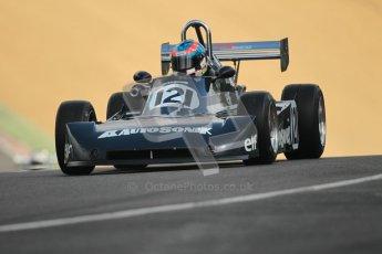 © 2012 Octane Photographic Ltd. HSCC Historic Super Prix - Brands Hatch - 30th June 2012. HSCC - Classic Formula 3 - Qualifying. Luc Cheminiot - Martini Mk.31. Digital Ref: 0381lw1d8156