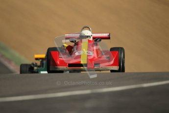 © 2012 Octane Photographic Ltd. HSCC Historic Super Prix - Brands Hatch - 30th June 2012. HSCC - Classic Formula 3 - Qualifying. Angela Grasso - Dallara 382. Digital Ref: 0381lw1d8165