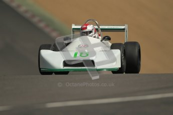 © 2012 Octane Photographic Ltd. HSCC Historic Super Prix - Brands Hatch - 30th June 2012. HSCC - Classic Formula 3 - Qualifying. Paul Dibden - Ralt RT1. Digital Ref: 0381lw1d8174