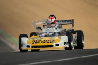 © 2012 Octane Photographic Ltd. HSCC Historic Super Prix - Brands Hatch - 30th June 2012. HSCC - Classic Formula 3 - Qualifying. Jean Claude Magne - Martini Mk31. Digital Ref: 0381lw1d8188