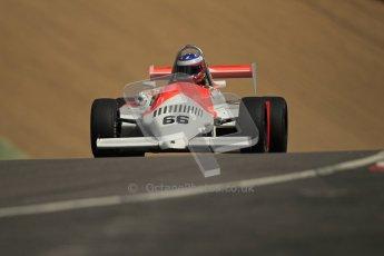 © 2012 Octane Photographic Ltd. HSCC Historic Super Prix - Brands Hatch - 30th June 2012. HSCC - Classic Formula 3 - Qualifying. Patrick D'Aubreby - Ralt RT3. Digital Ref: 0381lw1d8277