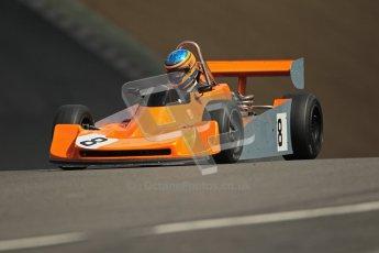 © 2012 Octane Photographic Ltd. HSCC Historic Super Prix - Brands Hatch - 30th June 2012. HSCC - Classic Formula 3 - Qualifying. Garry Diver - March 79B. Digital Ref: 0381lw1d8314