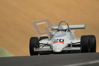© 2012 Octane Photographic Ltd. HSCC Historic Super Prix - Brands Hatch - 30th June 2012. HSCC - Classic Formula 3 - Qualifying. David Clark - Ralt RT3. Digital Ref: 0381lw1d8394