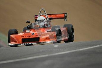 © 2012 Octane Photographic Ltd. HSCC Historic Super Prix - Brands Hatch - 30th June 2012. HSCC - Classic Formula 3 - Qualifying. Jamie Brashaw - March 793. Digital Ref: 0381lw1d8420