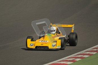 © 2012 Octane Photographic Ltd. HSCC Historic Super Prix - Brands Hatch - 30th June 2012. HSCC - Classic Formula 3 - Qualifying. Rob Moores - Chevron B38. Digital Ref: 0381lw1d8506
