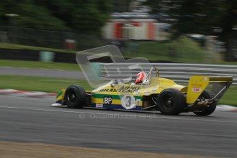 © 2012 Octane Photographic Ltd. HSCC Historic Super Prix - Brands Hatch - 30th June 2012. HSCC Classic Formula 3 - Qualifying. David Shaw - Ralt RT1. Digital Ref: 0377lw7d4360