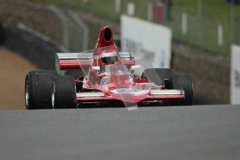 © 2012 Octane Photographic Ltd. HSCC Historic Super Prix - Brands Hatch - 30th June 2012. HSCC Derek Bell Trophy - Qualifying. Mark Dwyer - Lola T400. Digital Ref : 0376lw1d9743