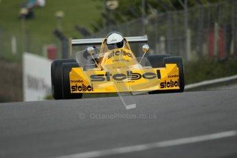 © 2012 Octane Photographic Ltd. HSCC Historic Super Prix - Brands Hatch - 30th June 2012. HSCC Derek Bell Trophy - Qualifying. Andrew Smith - March 79B. Digital Ref : 0376lw1d9796