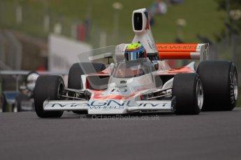 © 2012 Octane Photographic Ltd. HSCC Historic Super Prix - Brands Hatch - 30th June 2012. HSCC Derek Bell Trophy - Qualifying. Neil Glover - Lola T330/332. Digital Ref : 0376lw1d9825