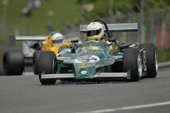 © 2012 Octane Photographic Ltd. HSCC Historic Super Prix - Brands Hatch - 30th June 2012. HSCC Derek Bell Trophy - Qualifying. Stefano Rosina - Ralt RT3. Digital Ref : 0376lw1d9882