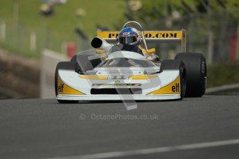 © 2012 Octane Photographic Ltd. HSCC Historic Super Prix - Brands Hatch - 30th June 2012. HSCC Derek Bell Trophy - Qualifying. Hans Peter - Ralt RT1. Digital Ref : 0376lw1d9907