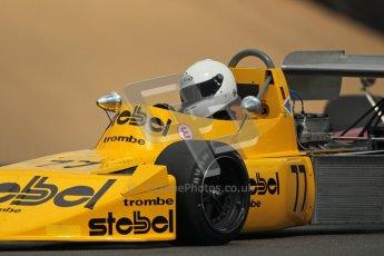 © 2012 Octane Photographic Ltd. HSCC Historic Super Prix - Brands Hatch - 30th June 2012. HSCC Derek Bell Trophy - Qualifying. Andrew Smith - March 79B. Digital Ref : 0376lw1d9984