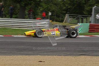 © 2012 Octane Photographic Ltd. HSCC Historic Super Prix - Brands Hatch - 30th June 2012. HSCC Derek Bell Trophy - Qualifying. Adam Simmonds - Lola T142. Digital Ref: 0381lw7d4888