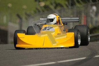 © 2012 Octane Photographic Ltd. HSCC Historic Super Prix - Brands Hatch - 30th June 2012. HSCC Grandstand Motor Sport Historic Formula 2 - Qualifying. Frazer Gibney - March 76B. Digital Ref: 0377lw1d8980